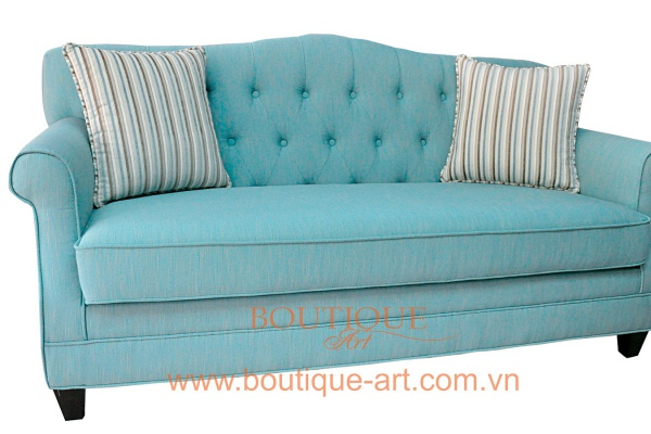 Sofa 3 chỗ rút nút - B.A 1684